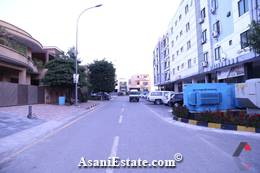 Street View 50x90 feet 1 Kanal residential plot for sale Islamabad sector E 11