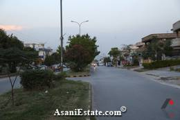 Nearest Main Rd View 50x90 feet 1 Kanal residential plot for sale Islamabad sector E 11