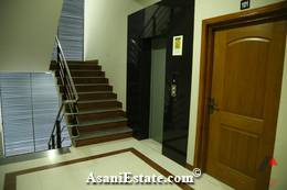 Main Entrance View 869 sq feet 3.9 Marlas flat apartment for sale Islamabad sector E 11