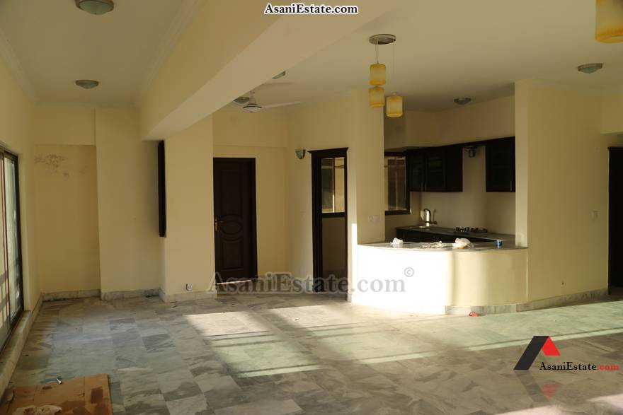 Liv/Din/Drw Rm 1400 sq feet 6.2 Marlas flat apartment for rent Islamabad sector E 11