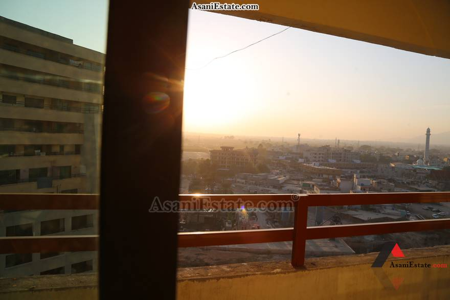 1400 sq feet 6.2 Marlas flat apartment for rent Islamabad sector E 11