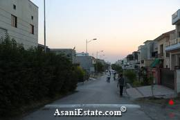 Street View 5445 sq feet 1 kanal residential plot for sale Islamabad sector E 11