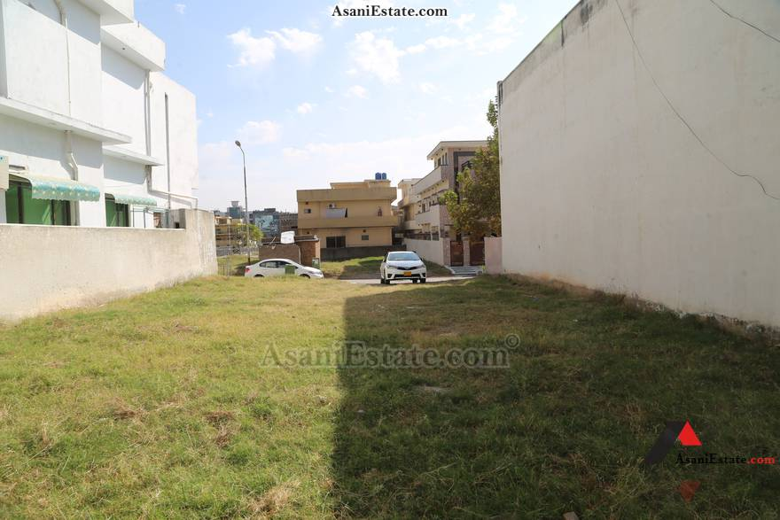 Plot View 42x85 feet 16 Marla residential plot for sale Islamabad sector E 11