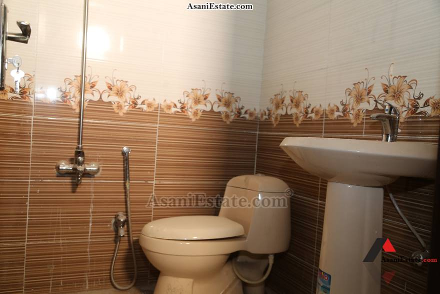 Bathroom flat apartment for rent Islamabad sector E 11