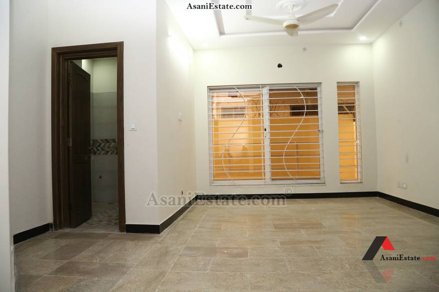 Ground Floor Bedroom 30x60 feet 8 Marla house for rent Islamabad sector E 11