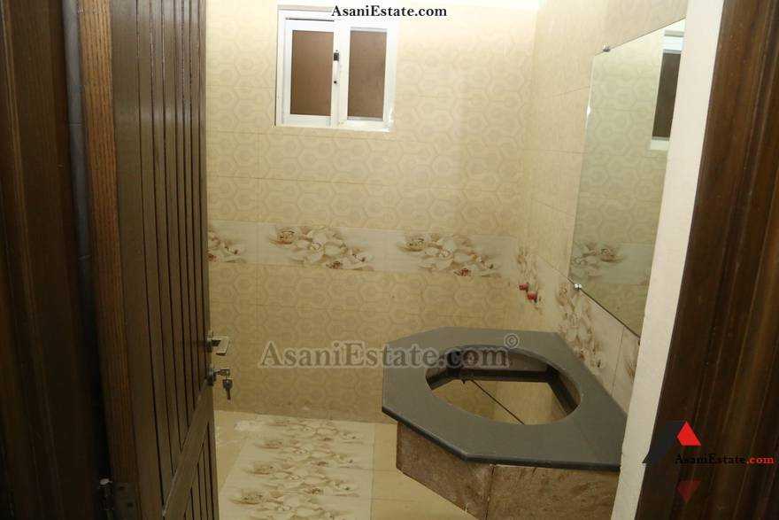 Basement Bathroom 30x60 feet 8 Marla house for rent Islamabad sector E 11