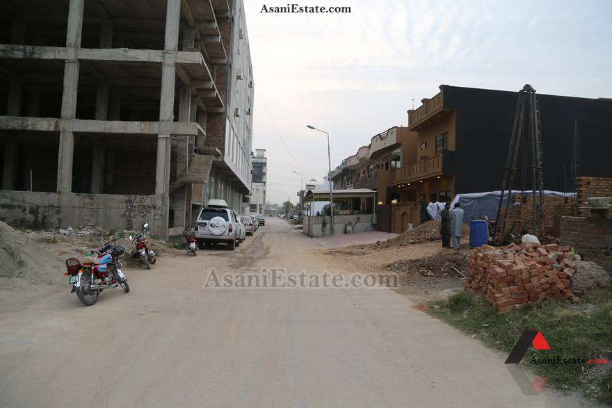 Street View 30x60 feet 8 Marla house for rent Islamabad sector E 11