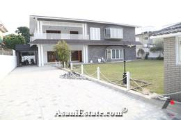 Outside View 1,000 sq yards 2 Kanals house for rent Islamabad sector F 10