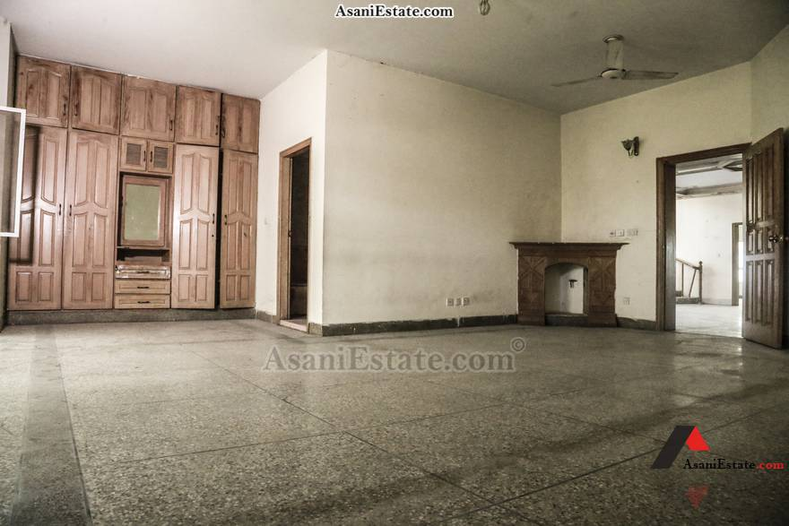 Ground Floor Bedroom 1022 sq yards 2 kanals house for rent Islamabad sector F 11