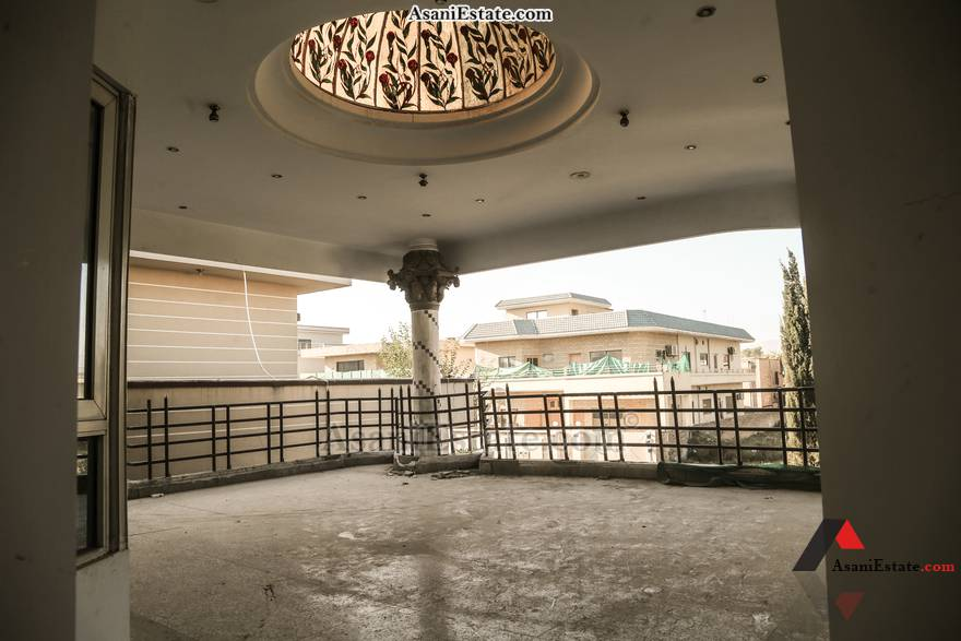 First Floor Balcony/Terrace 1022 sq yards 2 kanals house for rent Islamabad sector F 11