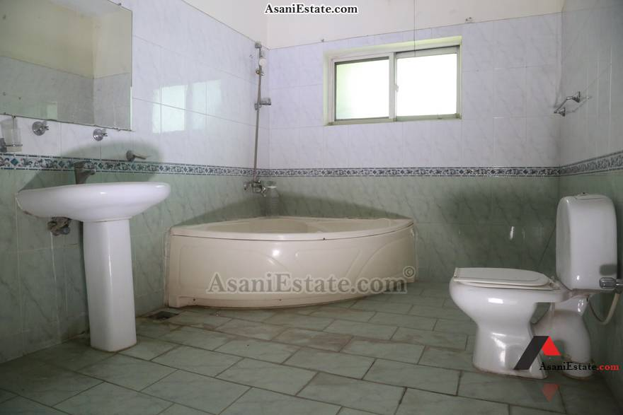 First Floor Bathroom 1022 sq yards 2 kanals house for rent Islamabad sector F 11