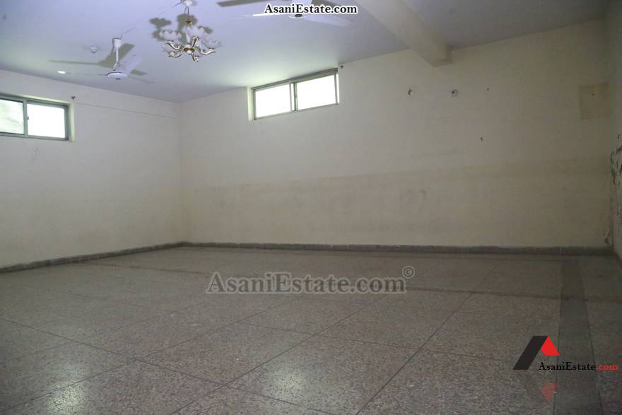 Basement Living Room 1022 sq yards 2 kanals house for rent Islamabad sector F 11