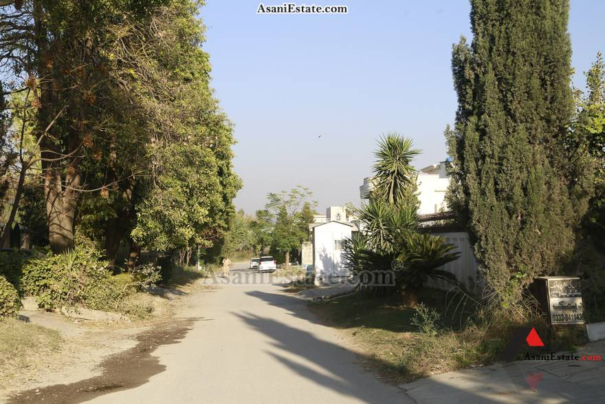 Street View 1022 sq yards 2 kanals house for rent Islamabad sector F 11