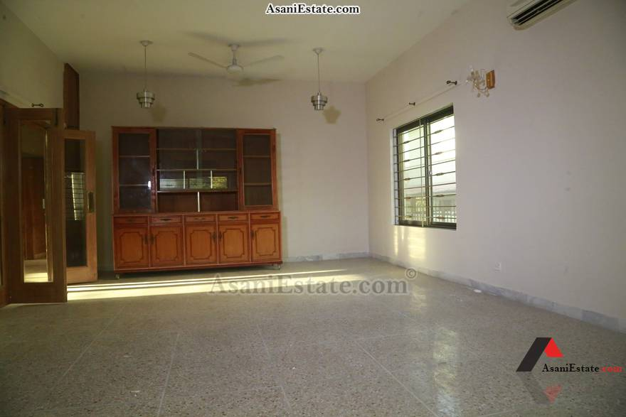 First Floor Dining Rooom 500 sq yards 1 Kanal portion for rent Islamabad sector F 10