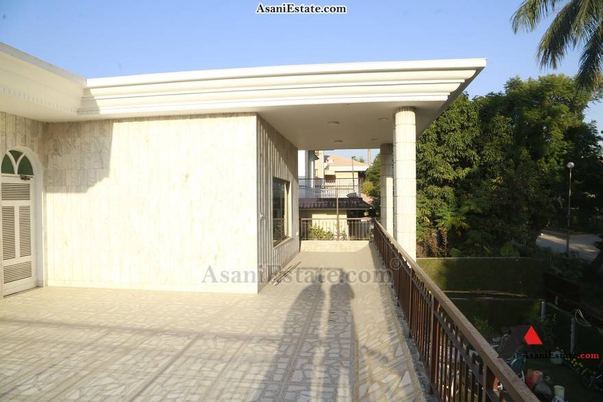 First Floor Balcony/Terrace 500 sq yards 1 Kanal portion for rent Islamabad sector F 10