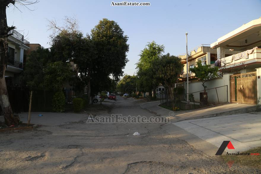 Street View 500 sq yards 1 Kanal portion for rent Islamabad sector F 10