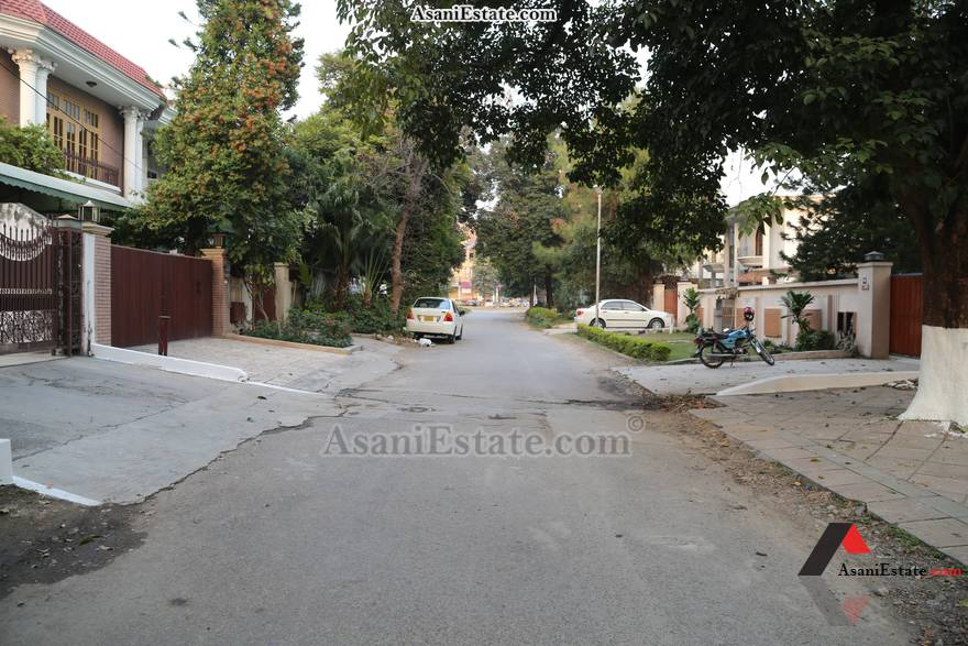 Street View 500 sq yards 1 Kanal house for sale Islamabad sector F 10
