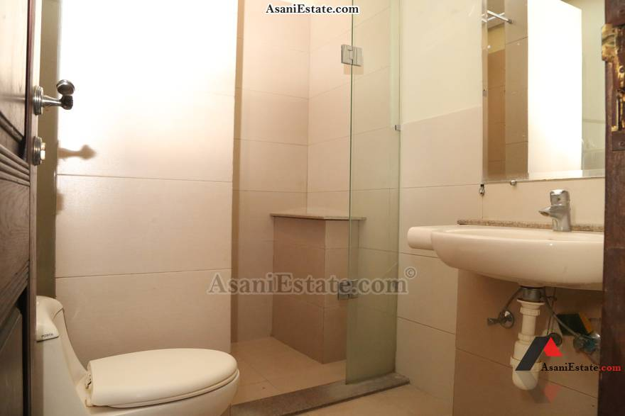 Basement Bathroom 50x90 feet 1 Kanal house for rent Islamabad sector E 11