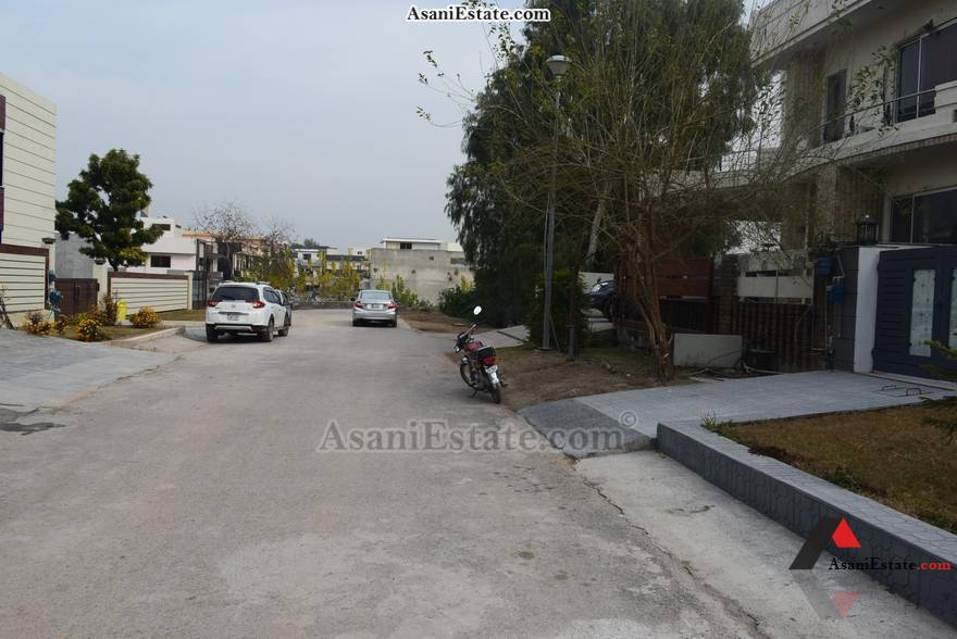 Street View 50x90 feet 1 Kanal house for sale Islamabad sector E 11