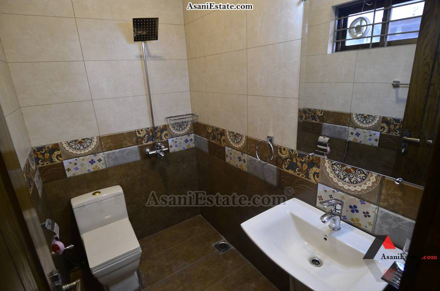 Ground Floor Guest Washroom 30x60 feet 8 Marla house for sale Islamabad sector E 11