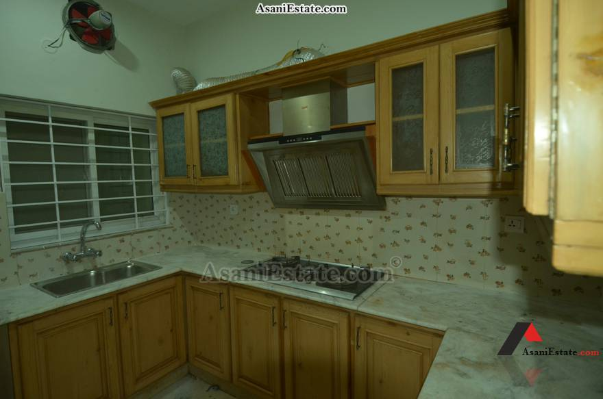 Basement Kitchen 42x85 feet 16 Marla portion for rent Islamabad sector E 11