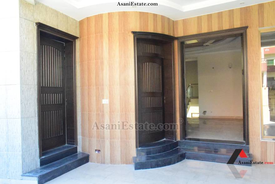 Ground Floor Main Entrance 35x70 feet 11 Marla house for sale Islamabad sector E 11