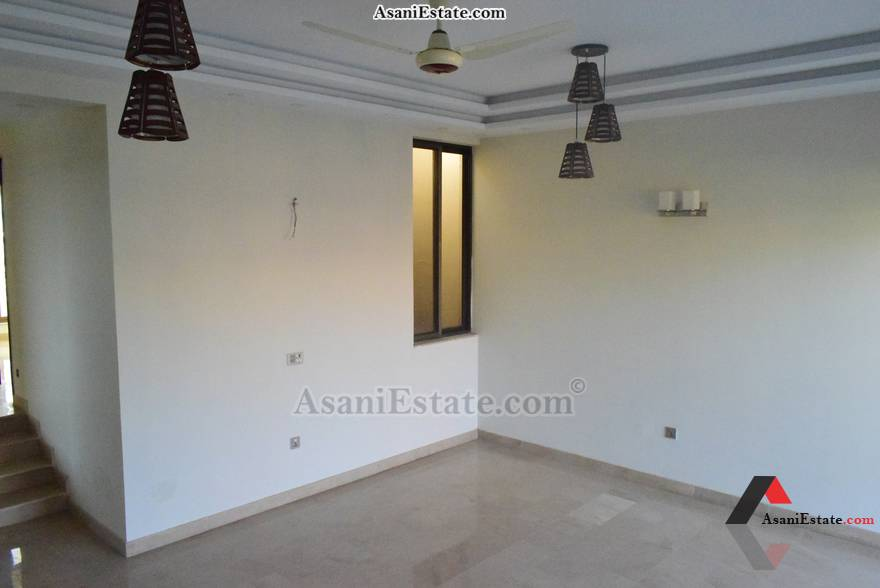 First Floor Living Room 35x70 feet 11 Marla house for sale Islamabad sector E 11