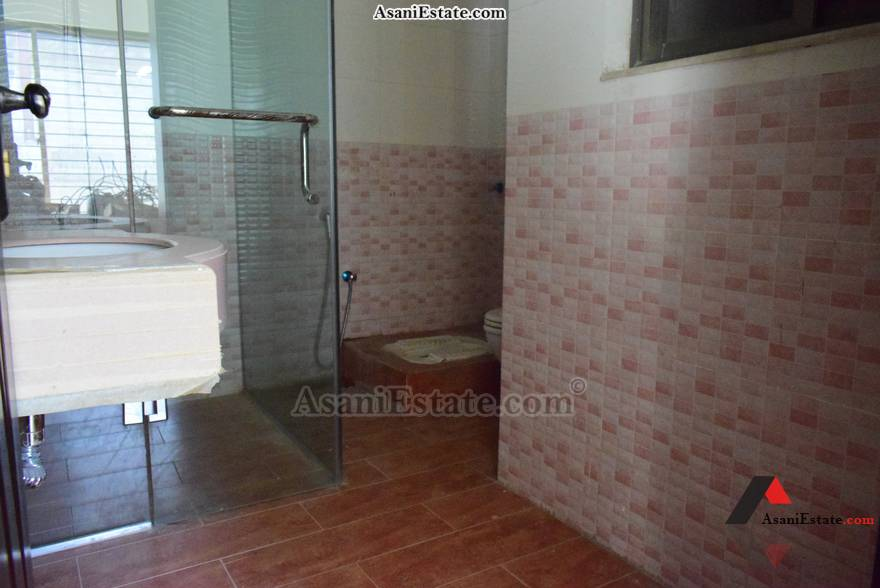 Basement Bathroom 35x70 feet 11 Marla house for sale Islamabad sector E 11