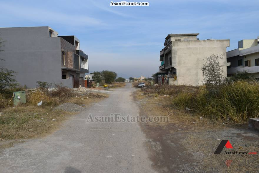 Street View 25x40 feet 4.4 Marla house for sale Islamabad sector D 12
