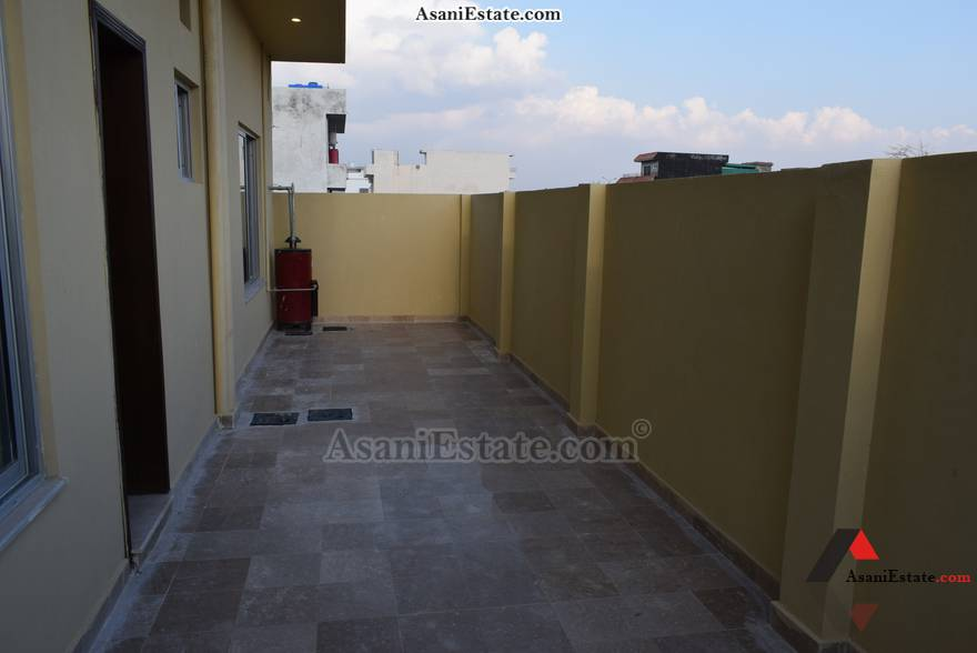 Ground Floor Patio 35x70 feet 11 Marla house for sale Islamabad sector D 12