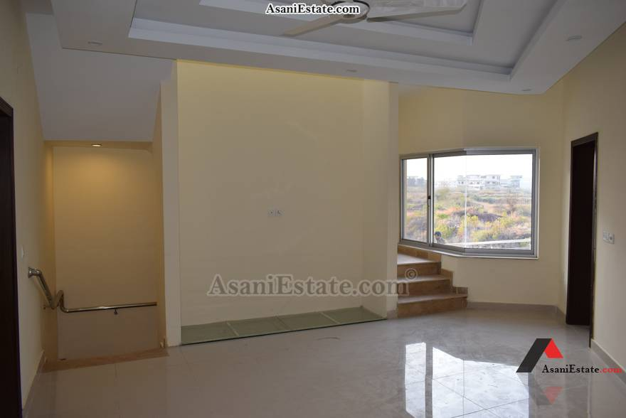 First Floor Living Room 35x70 feet 11 Marla house for sale Islamabad sector D 12