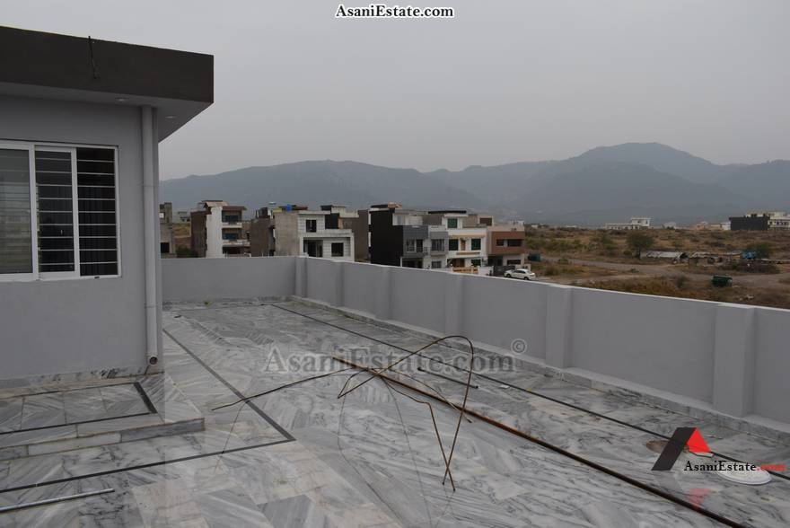 Rooftop View 25x50 feet 5.5 Marla house for sale Islamabad sector D 12