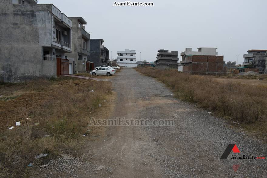 Street View 25x50 feet 5.5 Marla house for sale Islamabad sector D 12