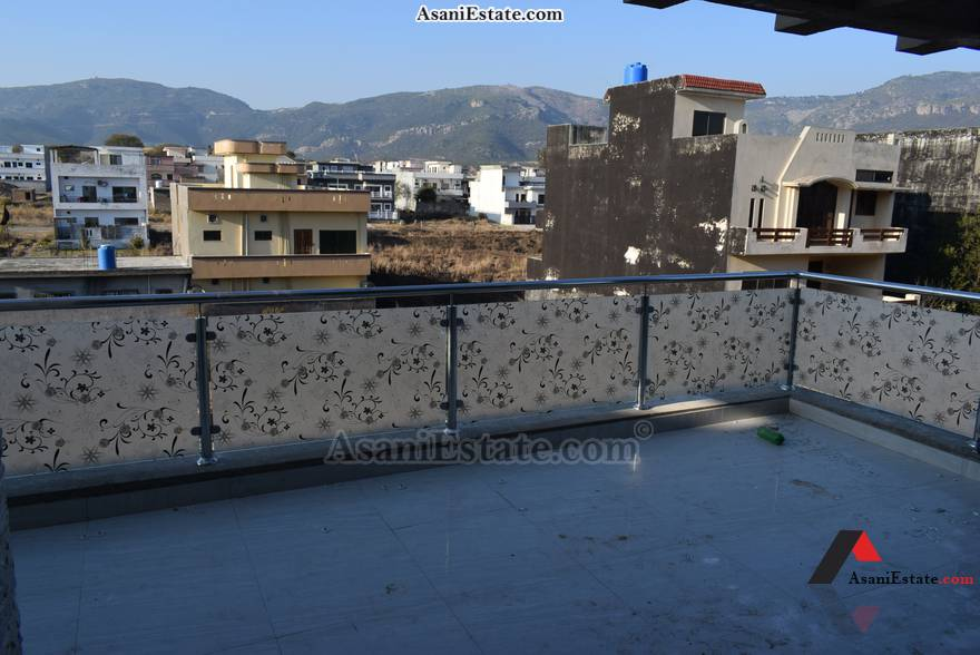 First Floor Balcony/Terrace 35x70 feet 11 Marla house for sale Islamabad sector D 12